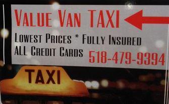Value Van Taxi