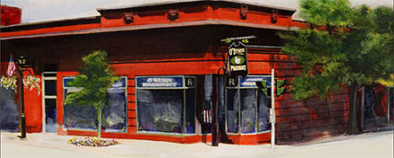 O'Brien Pharmacy storefront