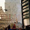 world trade centers rubble